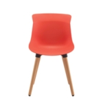 FF Jemini Coral Nuovo Bistro Chair