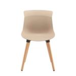 FF Jemini Mocca Nuovo Bistro Chair