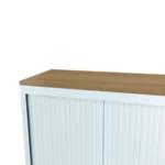 Talos Cupboard Wooden Top Oak