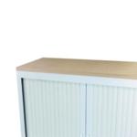 Talos Cupboard Wooden Top Maple