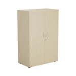 FF Jemini Maple 1200mm 1 Shelf Cupboard