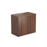 FF Jemini Wnut 730mm 1 Shelf Cupboard