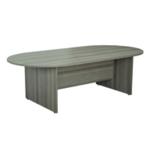 FF Jemini Grey Oak 2400mm Meeting Table