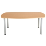 FF Jemini Beech 1800mm BRoom Table