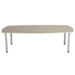 FF Jemini Walnut 1800mm BRoom Table