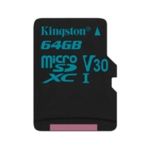 Kingston Canvas Go microSDHC 64GB