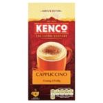 Kenco Cappuccino Instant Sachet Pk5