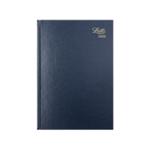 Letts 11X Blue A5 DPP Diary 2020