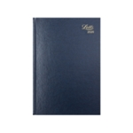 Letts 31Z Blue A4 Week View Diary 2020