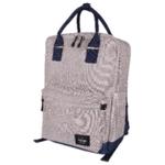 Bromo Colorado Backpack Blue and Grey