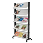 Fast Paper Mobile Literature Display Gr