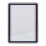 Nobo White 4 x A4 Glazed External Case