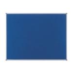 Nobo Felt Noticeboard 600x450mm Blue