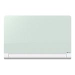 Nobo 45 Inch White Glass Whiteboard