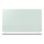Nobo 85 Inch White Glass Whiteboard