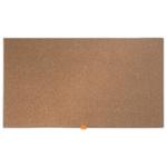 Nobo Widescreen 40 Cork Noticeboard