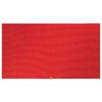 Nobo Widescreen 55 Felt Red