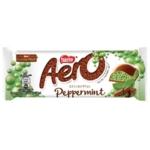 Nestle Aero Peppermint Bar 36g Pk24