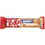 Nestle KitKat Chunky White Choc 40g Pk24