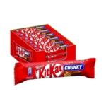 Nestle KitKat Chunky Milk Choc 40g Pk24