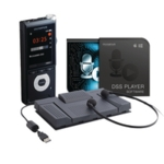 Olympus DS-2600 AS-2400 Dictation Kit
