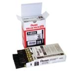 Pentel N850 Bullet Marker Black Pk24