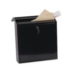 Phoenix Casa Top Loading Mail Box Black