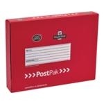 Postpak Size Mail Box Pk20