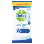 Dettol Antibac Surface Wipes 84pk
