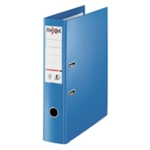 Rexel Choices 75mm Lever File PP FC Blu