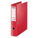 Rexel Choices 75mm Lever File PP FC Red