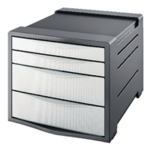 Rexel Choices Drawer Cabinet White