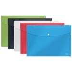 Rexel Choices Popper Wallet A4 FS Asd P5