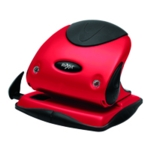 Rexel Choices Hole Punch P225 Red