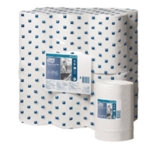 Tork White Wiping Paper Plus Roll Pk12