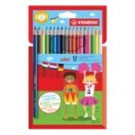 Stabilo color Colouring Pencils Assd P18
