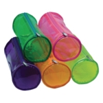 Clear Tinted Pencil Case Pack of 12