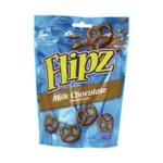 Flipz Milk Chocolate Pretzels 100g