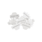 Versapak T2 Numbered Seals White Pk500