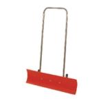 Red Plastic Snow Pusher / Shovel 379992