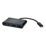 Kensington CH1000 USB C 4 Port Hub
