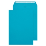 C4 Pocket Env 120gsm Blue Pk250