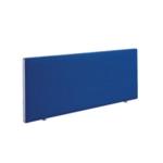 FR FIRST DESK SCREEN 400H X 1400W BLUE