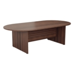 FF Jemini Walnut 1800 Meeting Table