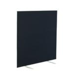 FF Jemini Black 1200x1200 Floor Screen