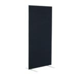 FF Jemini Black 1600x800 Floor Screen