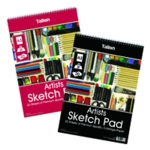 Tallon Artist Sketch Pad 20 Sheet A3 Pk6