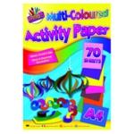 Art Box Activity Paper Pad Astd Pk12