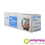 Compatible Laser Toner for HP M452DN (CF411X) Cyan