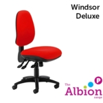 Windsor Deluxe Operator Chair